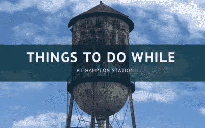 Things To-Do at Hampton Station