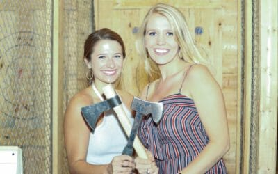 Axe Throwing is for Everyone